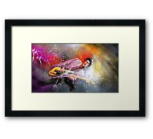 Keith Richards 02 Framed Print