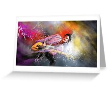 Keith Richards 02 Greeting Card