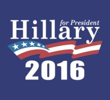 Hillary 2016 by Paducah