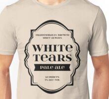White Tears Pale Ale - Beer Bottle Label Design Unisex T-Shirt