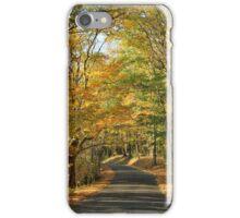 Ashfield, Massachusetts iPhone Case/Skin