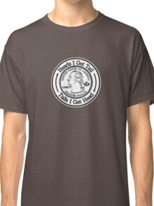 Heads or Tails Classic T-Shirt
