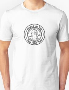 Heads or Tails Unisex T-Shirt