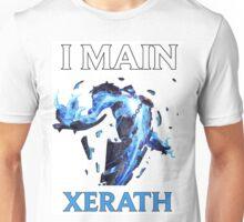 I main Xerath - League of Legends Unisex T-Shirt