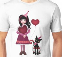Francis Mary - Valentine Love Unisex T-Shirt