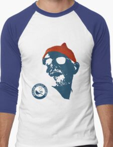 team zissou Men's Baseball ¾ T-Shirt