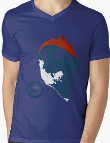 team zissou Mens V-Neck T-Shirt