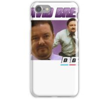 David Brent 90s Tee iPhone Case/Skin