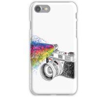 colour photo iPhone Case/Skin