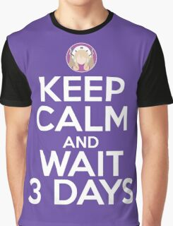 3 Days Graphic T-Shirt