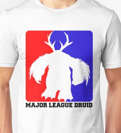 Major League Druid: Boomkin Unisex T-Shirt