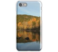 Acadia National Park, Maine iPhone Case/Skin