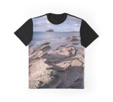 Auldhame Edges Graphic T-Shirt