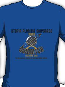 UTOPIA PLANITIA QUIDDITCH 2  T-Shirt