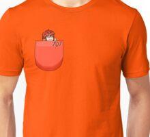 Pocket pal - 707  Unisex T-Shirt