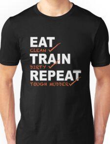 TOUGH MUDDER TRAINING TEE Unisex T-Shirt