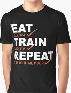 TOUGH MUDDER TRAINING TEE Graphic T-Shirt