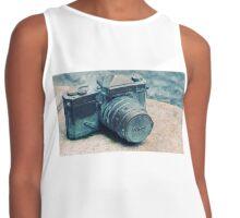 Nikon Vintage Camera Contrast Tank