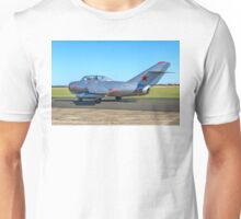 WSK SB Lim-2 Midget Red 18 N104CJ taxying Unisex T-Shirt