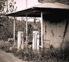 Gas Station by Brian Harrison