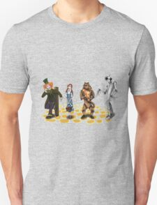 The Wizard of Oz Tim Burton Style Unisex T-Shirt