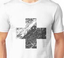 Marble Cross Unisex T-Shirt
