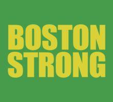 Boston Strong Kids Tee