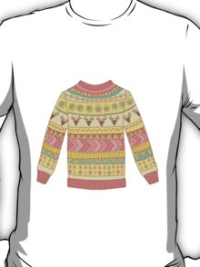 Cute cozy sweater T-Shirt