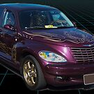 Purple PT CRUISER by TJ Baccari Photography