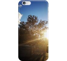 nice sunshine iPhone Case/Skin