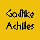 Godlike Achilles (Black) by supalurve