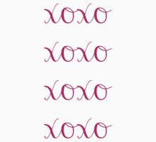 XOXO by RdwnggrlDesigns