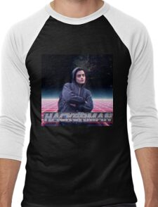 Hacker man Men's Baseball ¾ T-Shirt