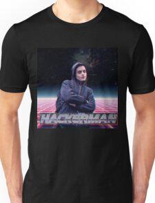 Hacker man Unisex T-Shirt