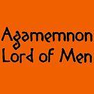 Agamemnon (Black) by supalurve