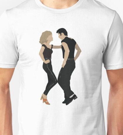 Grease - Danny and Sandy Unisex T-Shirt