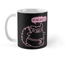 The Ninja Chinchilla - Pink Mug