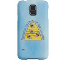 Beekeepers, Guardians of our Ecosystem Samsung Galaxy Case/Skin