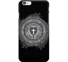 Luther Rose Christian Luther Seal iPhone Case/Skin