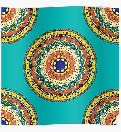 Mandala no. 29 Poster