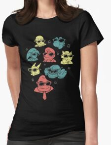 Super Style Bros Womens Fitted T-Shirt