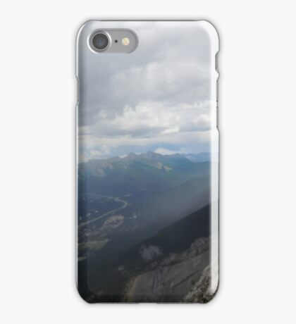 Up on a Hill iPhone Case/Skin
