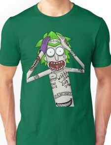 I'm just going to wubba lubba dub dub you real bad Unisex T-Shirt