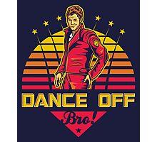 Dance Off Bro! Photographic Print