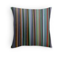 Tubes - JUSTART © Throw Pillow
