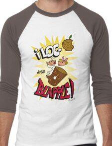 iLOG Men's Baseball ¾ T-Shirt