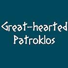 Patroklos (White) by supalurve