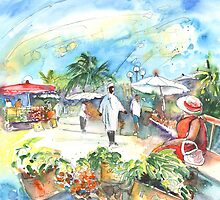 Market In Saint M by Goodaboom