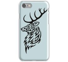 Tribal Stag iPhone Case/Skin