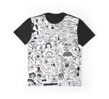 Weird Collective  Graphic T-Shirt